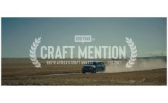 "VW Amarok ""Back to the End"" receives Craft Mention"